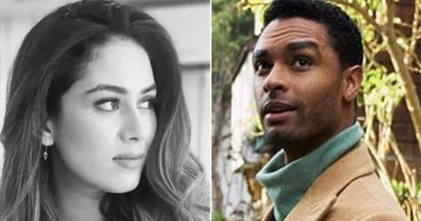 Mira Kapoor reacts to Regé-Jean Page's exit from Bridgerton 2