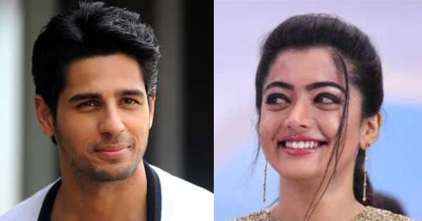 Rashmika Mandanna cannot stop heaping praises on co-star Sidharth Malhotra — read what she has to say