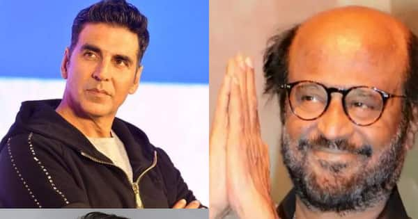 Akshay Kumar, Hrithik Roshan, Anil Kapoor and other celebs congratulate Annatthe actor Rajinikanth for the Dadasaheb Phalke Award