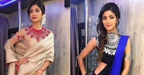 Super Dancer Chapter 4: Shilpa Shetty Kundra's best looks from her closet that will leave you spellbound! – View Pics