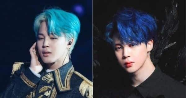 BTS member Jimin's hair styles we cannot stop crushing over! Which one is your favourite