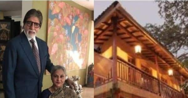 A look at the most luxurious homes Amitabh Bachchan and his family owns