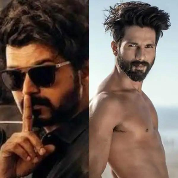 Vijay (Rs 30 crore) vs Shahid Kapoor (Rs 12.75 crore)