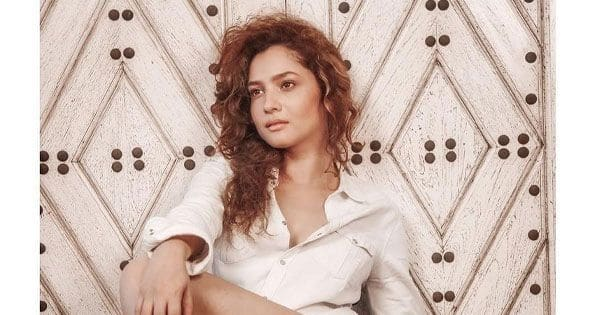 Ankita Lokhande flaunts her legs and new hair style in this stunning photoshoot