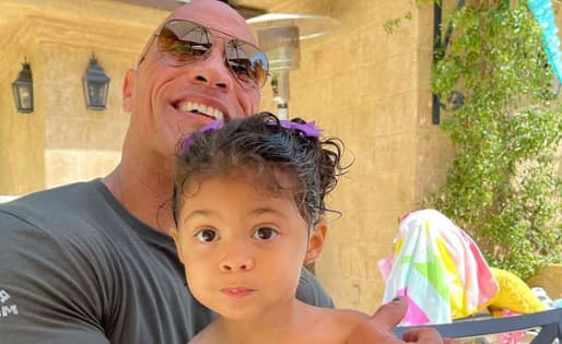 Dwayne Johnson has the sweetest birthday wish for daughter Tia and it comes with an Aquaman connect – view pic