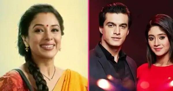 Taarak Mehta Ka Ooltah Chashmah BEATS Anupamaa to become the most loved TV show on social media
