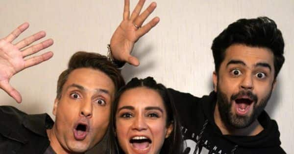 Iqbal Khan REACTS to receiving the 'Worst Actor of the Decade' award while Maniesh Paul REVEALS his secret crush to Ira Dubey