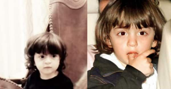 Happy Birthday, AbRam Khan 7 UNSEEN pictures of Shah Rukh Khan and Gauri Khan's youngest kid that will make your heart gush