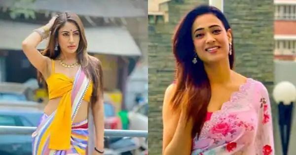 Shweta Tiwari, Jennifer Winget, Ankita Lokhande – TV beauties in sarees