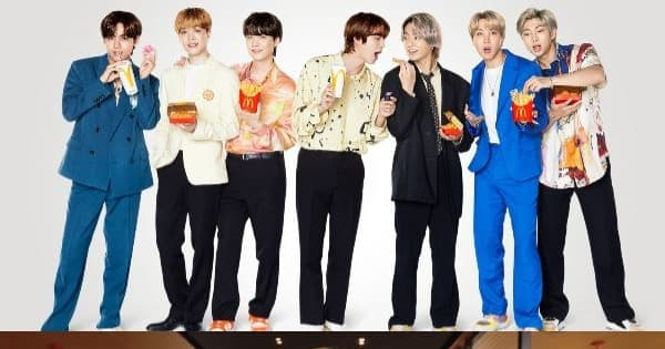 RM, Suga, Jin, Jimin, V, Jungkook and J-Hope REVEAL that they lived at McDonald's when they were trainees