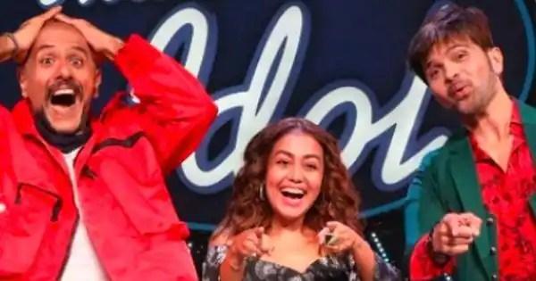 Himesh Reshammiya and Neha Kakkar return to judge the show this weekend, but where's Vishal Dadlani?