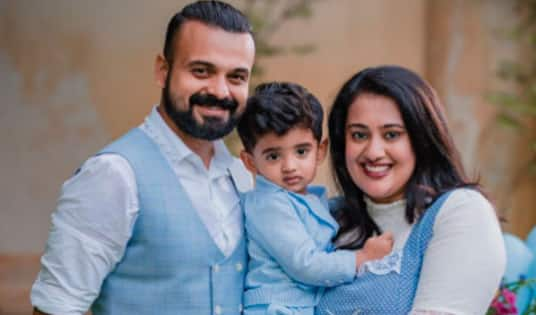 Nizhal actor Kunchacko Boban's baby boy Izahaak helps him come out of his depressive phase – view pics