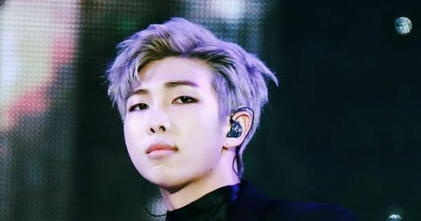 Did you know RM aka Kim Namjoon had run away 6 month before his debut? – THIS person convinced him