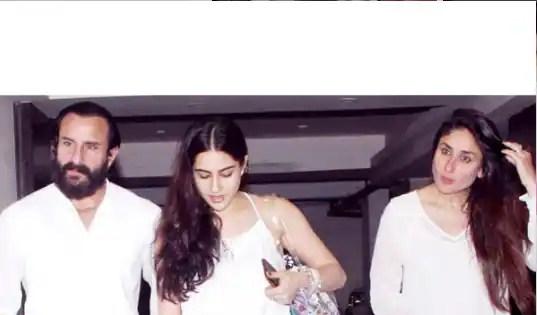 Sara Ali Khan, Arjun Kapoor, Farhan Akhtar