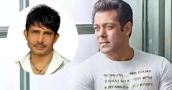 Kamaal R Khan promises to destroy Salman Khan's career; says 'It's your Antim time'