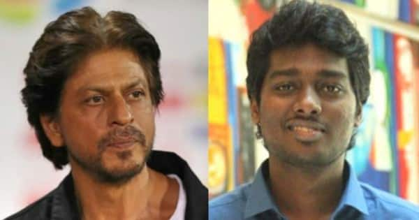 Shah Rukh Khan in overdrive after a 3-year sabbatical; meets Atlee for the final narration of his next after Pathan?
