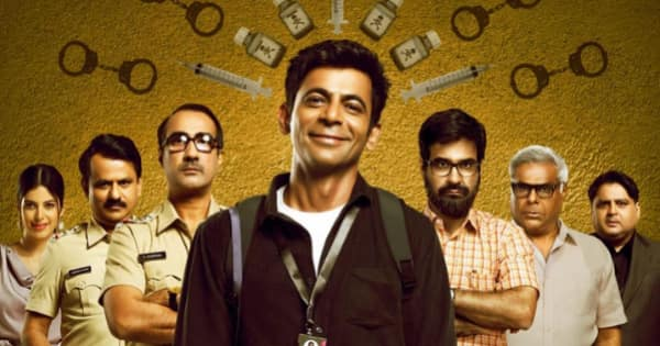 Sunil Grover STEALS the show alongside an impeccable cast in this thrilling murder mystery series