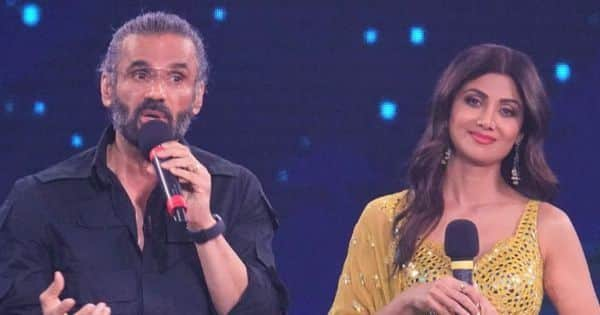 Suniel Shetty gets emotional after seeing a spectacular performance on Border's iconic Sandese Aate Hain