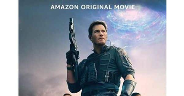 Chris Pratt takes a break from fighting Thanos to time-travel and fight aliens in the future