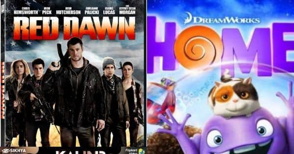 Home, Red Dawn, Kaun Who Did It and more