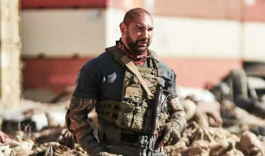 Zack Snyder-Dave Bautista's zombie film is high on gore, humour and thrills
