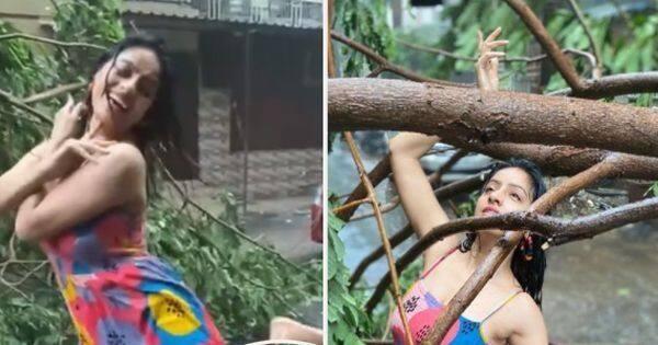 Diya Aur Baati Hum actress Deepika Singh Goyal reacts on being trolled for dancing in Cyclone Tauktae; says, 'I don't regret it'