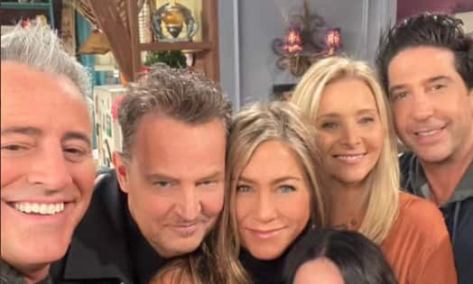 Jennifer Aniston, Courteney Cox, Matthew Perry and co. are back and it's time to take out the tissues