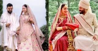 Yami Gautam-Aditya Dhar, Anushka Sharma-Virat Kohli and 7 more SURPRISE celebrity weddings that baffled everyone – view pics