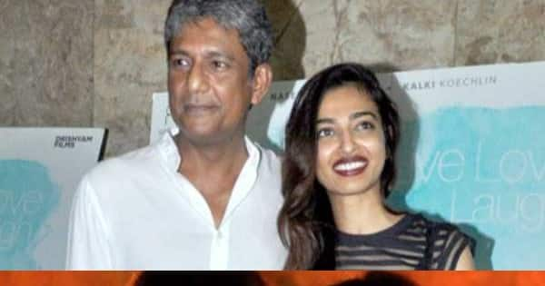 Adil Hussain's conversation with Radhika Apte right before filming an intimate scene in Parched will leave you surprised