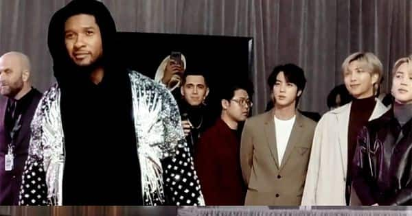 BTS' V FINALLY replies to Usher's Butter challenge video and all that ARMY wants now is a collaboration