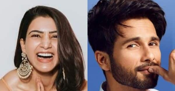 The Family Man 2 actress Samantha Akkineni REVEALS why she is eagerly waiting for Shahid Kapoor's OTT debut