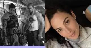 4 years of Gal Gadot's Wonder Woman, Chris Hemsworth wraps up Thor Love and Thunder, BTS' FESTA 2021 profiles