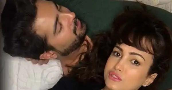 Karan Mehra-Nisha Rawal's old lockdown video resurfaces, where she says 'Yeh Aadmi Roj Meri Pitai Karta Hai'