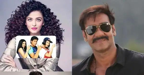 Fans want Padma Vibhushan for Sonu Sood, Ajay Devgn's noble gesture, Aishwarya Rai reveals why she refused Kuch Kuch Hota Hai