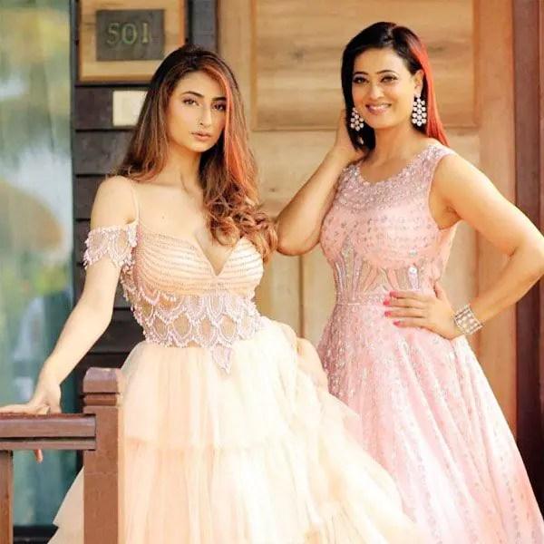 Palak Tiwari and Shweta Tiwari