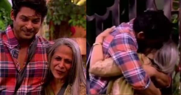 RIP Sidharth Shukla: When the actor met his mother inside the home of Bigg Boss 13 [VIDEO]