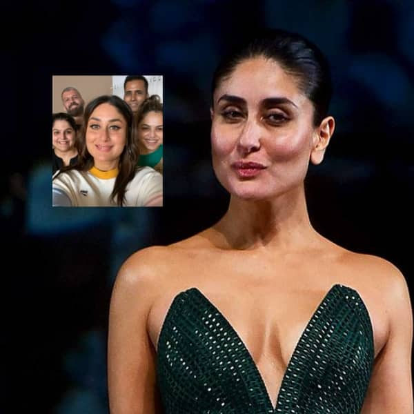 Kareena Kapoor Khan shares what goes on the sets post pack-up in a hilarious BTS video – Watch