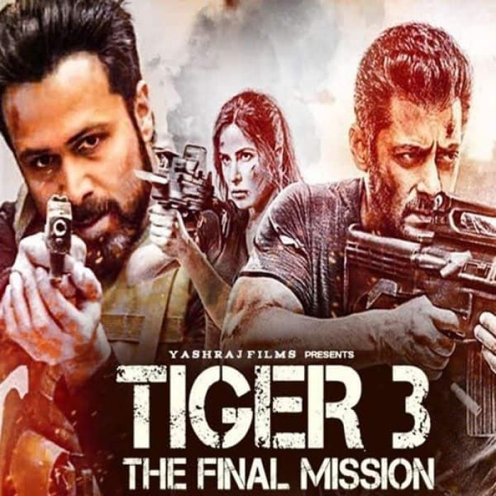 Tiger 3: Salman Khan, Katrina Kaif & Emraan Hashmi starrer Teaser Release on Christmas?: Salman Khan, Katrina Kaif और Emraan Hashmi स्टारर 'Tiger 3' का टीजर इस दिन होगा रिलीज !! जानिए तारीख