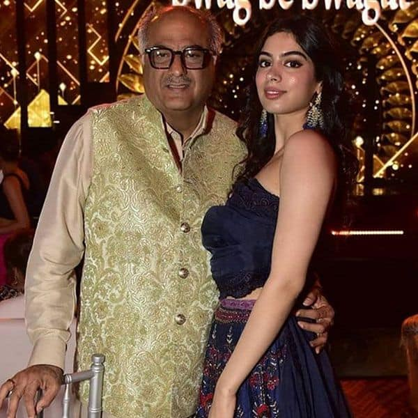 Janhvi Kapoor's sister, Khushi Kapoor, to make her Bollywood debut; dad Boney Kapoor hints at a BIG announcement