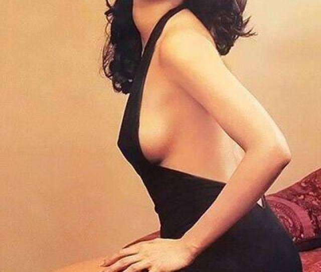Mallika Sherawat In A Hot Black Body Suit