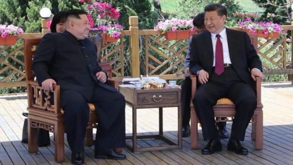 Kim Jongun Makes Second Surprise Visit to China To Meet