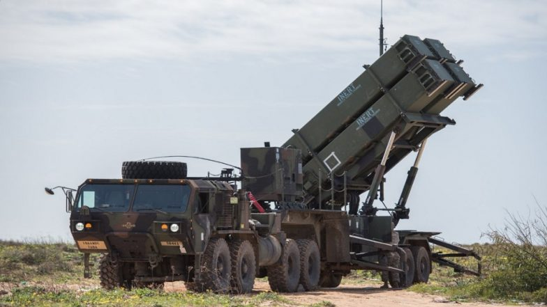 Israeli Patriot missiles 784x441 - India Set to Export First Batch of Missiles to South East Asian, Gulf Countries: Official