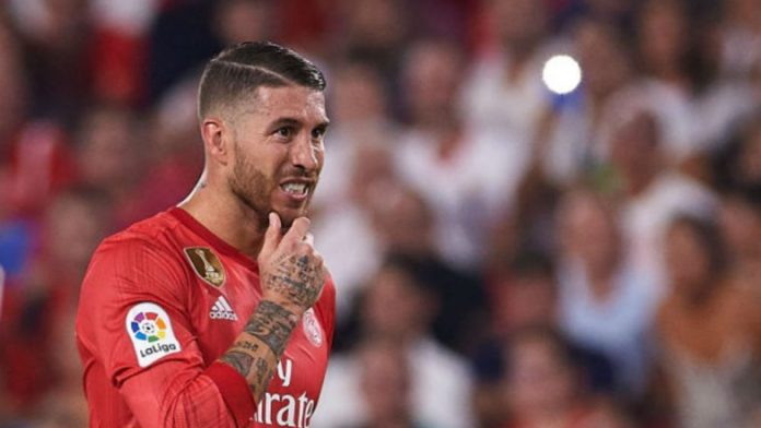La Liga 2019: Real Madrid Train Without Captain Sergio Ramos Ahead of Final Game Against Real Betis