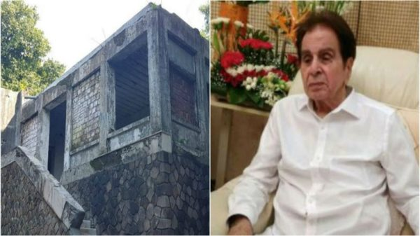 Dilip Kumar Property Row: The Actor's Bandra Property is ...