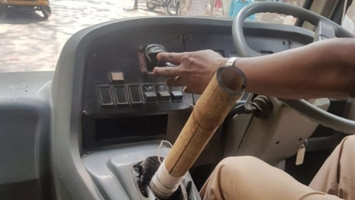 Bamboo in Place Of Gear! Mumbai Driver Rams School Bus Into BMW, Says 'Didn't Get Time To Repair Gear'