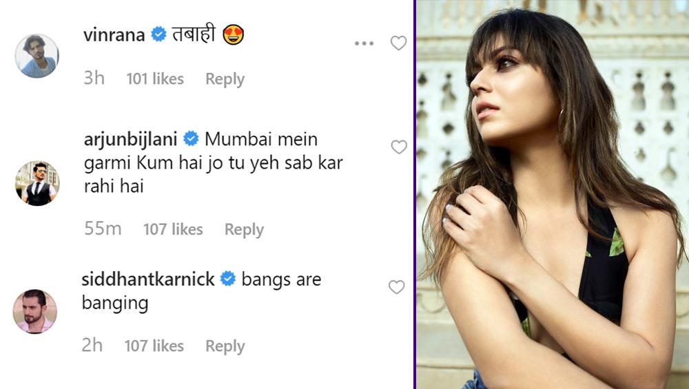 Drashti Dhami Hot Instagram