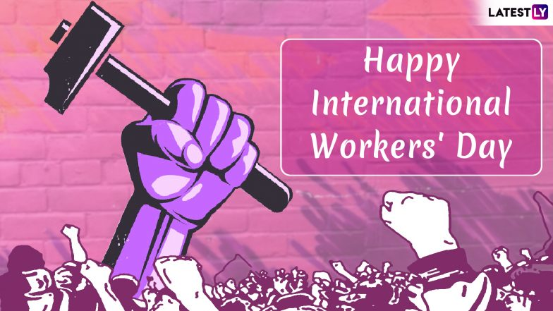 We may receive compensation from some partners and advertisers whose products appea. International Labour Day 2019 HD Images With Quotes for ...