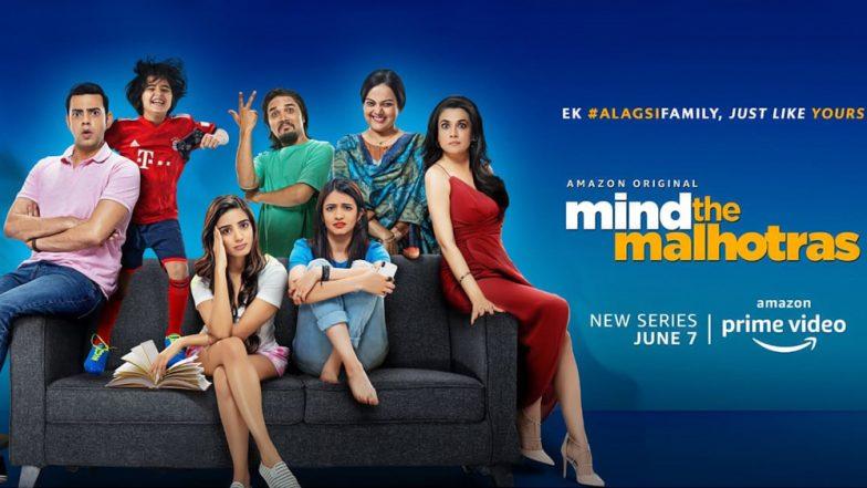 Amazon Prime's 'Mind the Malhotras'
