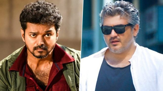 The War Is between Vijay and Ajith Fans! Twitterati Use Vadivelu's Pics and Trend #VanduMuruganAJITH