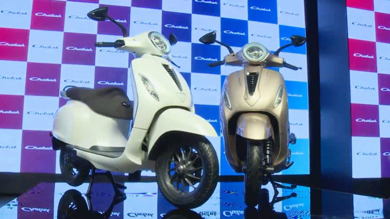 2 1 4 784x441 - Bajaj Chetak Electric Scooter Aka Urbanite E-Scooter Unveiled in India; Check Prices, Features & Specifications